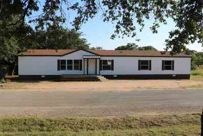 Granite Shoals Single Family Home For Sale: 120 E Castlelake