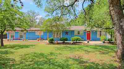Marble Falls Single Family Home Pending-Taking Backups: 502 Third