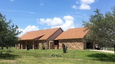 Burnet Single Family Home For Sale: 5219 Cr 340 (Mormon Mill)