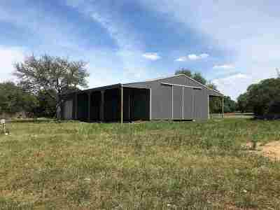 Burnet County Farm & Ranch For Sale: 13019 Cr 108