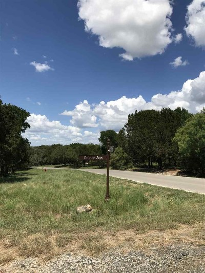 Horseshoe Bay TX Residential Lots & Land For Sale: $5,500