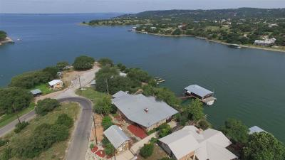Burnet County Single Family Home For Sale: 816 Morgan Creek