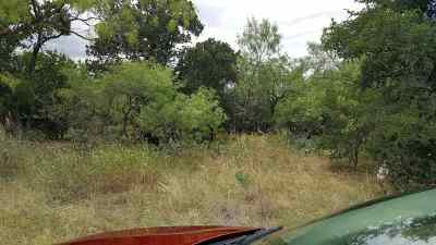 Granite Shoals Residential Lots & Land For Sale: Lots 149, 150 Valley View