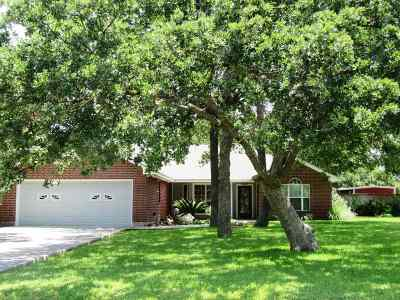Burnet Single Family Home Pending-Taking Backups: 208 Stirrup