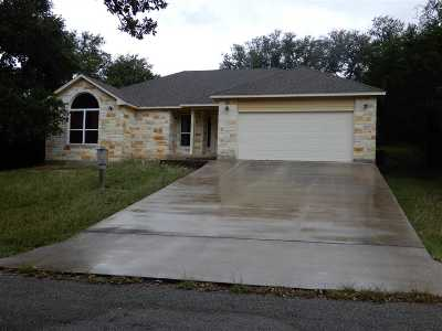 Horseshoe Bay Single Family Home For Sale: 4003 Mountain Dew