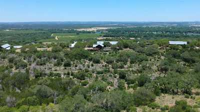 Marble Falls Farm & Ranch For Sale: 2619 W 2147