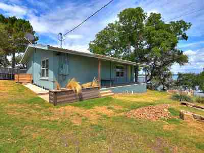 Burnet Single Family Home Pending-Taking Backups: 1404 Cr 128