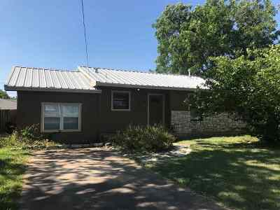 Burnet TX Rental For Rent: $1,200