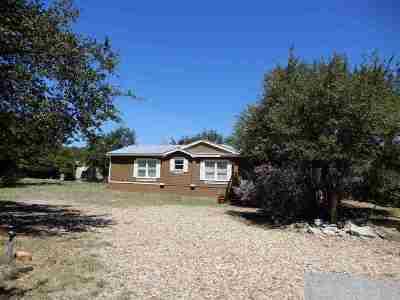 Horseshoe Bay TX Single Family Home For Sale: $119,900