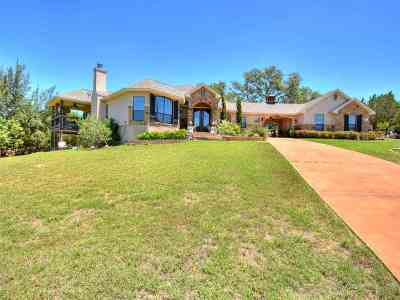 Horseshoe Bay Single Family Home For Sale: 903 Saddle Bag