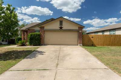 Marble Falls Single Family Home For Sale: 97 E Wildflower