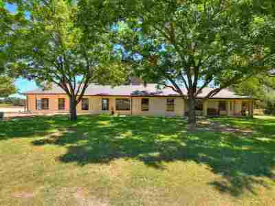 Burnet County Single Family Home For Sale: 4343 Fm 963