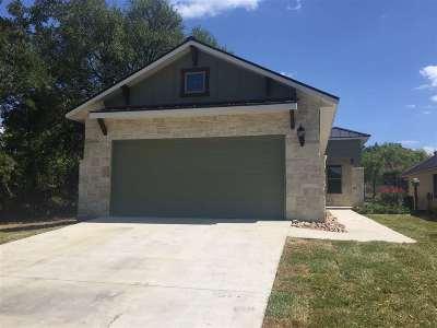 Horseshoe Bay TX Single Family Home Pending-Taking Backups: $287,500