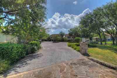 Horseshoe Bay TX Single Family Home Pending-Taking Backups: $159,000