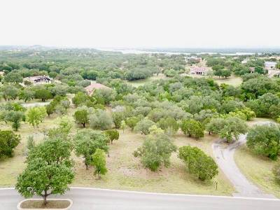 Horseshoe Bay W Residential Lots & Land For Sale: 100 Lost Squaw/Mtn Lthr