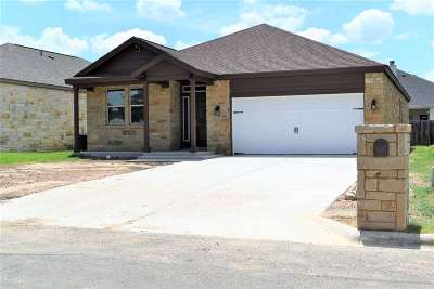 Burnet County Single Family Home For Sale: 130 Dove