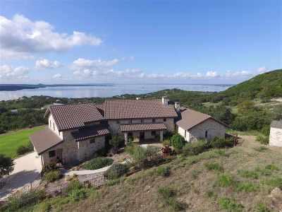 Burnet  Single Family Home For Sale: 200 White Bluff