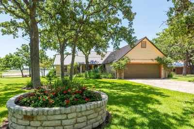 Burnet TX Single Family Home Pending-Taking Backups: $429,000