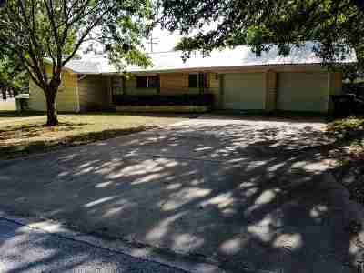Burnet Single Family Home For Sale: 1000 N Boundary