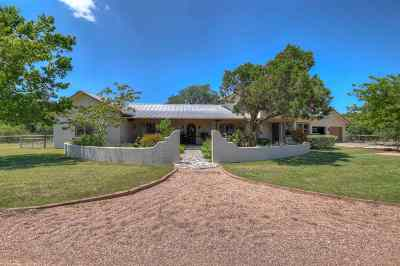 Burnet Farm & Ranch For Sale: 1417 Cr 200a