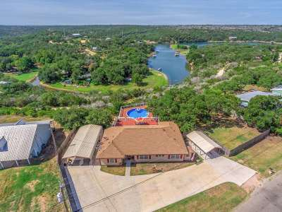 Burnet Single Family Home For Sale: 505 Cr 130