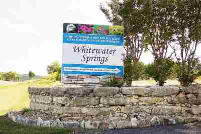 Bertram Residential Lots & Land For Sale: 105 S Creek Circle