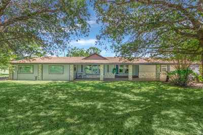 Marble Falls Single Family Home Pending-Taking Backups: 1939 Fm 1980