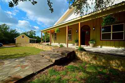 Lampasas County Single Family Home For Sale: 2701 County Road 1045