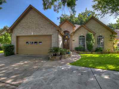 Burnet County Single Family Home For Sale: 350 Meadowlakes Drive