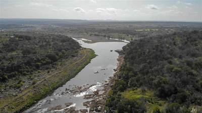 marble falls Farm & Ranch For Sale: Max Starcke Dam Road