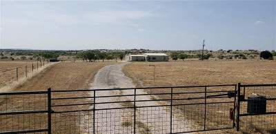 Lampasas County Single Family Home For Sale: 694 Fm 1494