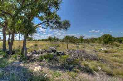 Marble Falls Residential Lots & Land For Sale: Lot 21 Park View