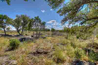 Marble Falls Residential Lots & Land For Sale: Lot 20 Park View