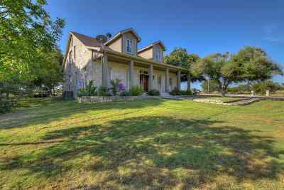 Burnet Farm & Ranch For Sale: 1435 County Road 200a