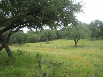 Spicewood Residential Lots & Land For Sale: 880 Cr 414