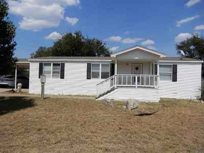 Horseshoe Bay Single Family Home For Sale: 2400 Stag