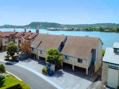 Horseshoe Bay Single Family Home For Sale: 107 Island Drive Unit #5