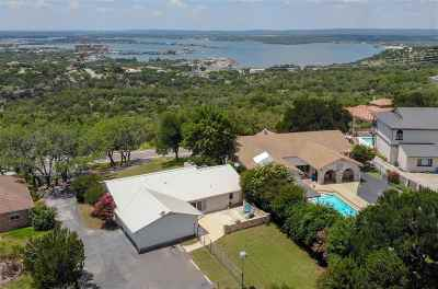 Horseshoe Bay Single Family Home For Sale: 1304 Mountain Dew