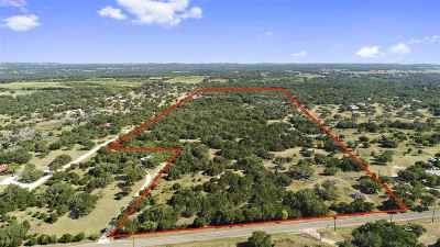 Marble Falls Farm & Ranch For Sale: 1643 Cr 403
