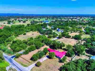 Kingsland TX Single Family Home For Sale: $350,500