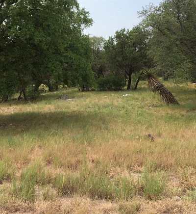 Horseshoe Bay Residential Lots & Land For Sale: 27064 Sidewinder At Hi Mesa