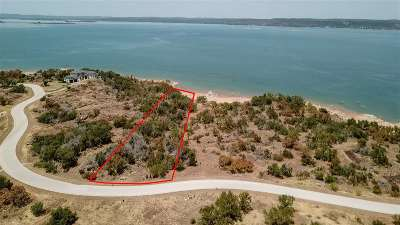 Burnet Residential Lots & Land For Sale: 30 Peninsula Dr.