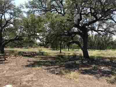 Marble Falls Residential Lots & Land For Sale: Park View Drive