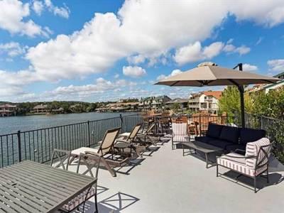 Horseshoe Bay Condo/Townhouse For Sale: 107 Island Drive Unit #4