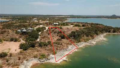 Burnet Residential Lots & Land For Sale: Lot 46 Peninsula Drive
