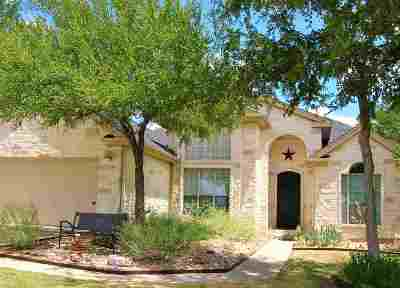Marble Falls Single Family Home For Sale: 401 Woodland Park Dr.