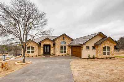 Horseshoe Bay W Single Family Home For Sale: 204 Cat Canyon