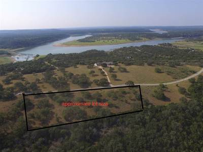 Marble Falls Residential Lots & Land For Sale: 52 Chimney Cove Dr