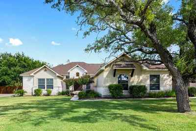 Burnet TX Single Family Home For Sale: $404,650