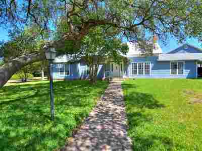 Burnet Single Family Home For Sale: 306 E Post Oak